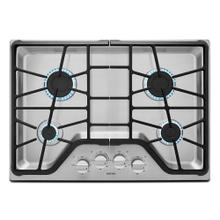 See Details - 30-inch Wide Gas Cooktop with Power™ Burner