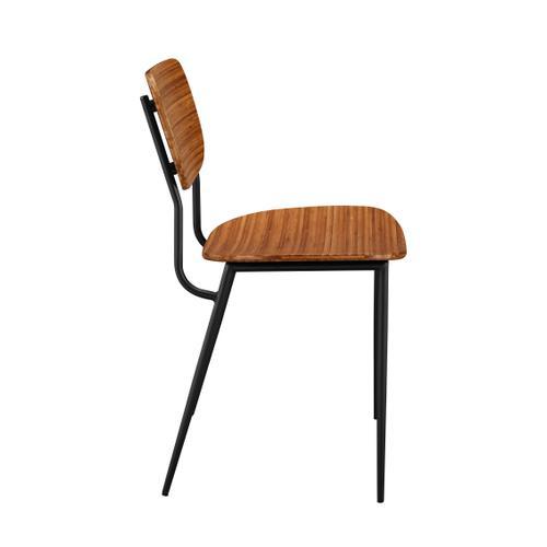 Greenington Fine Bamboo Furniture - Soho Chair, Amber (Set of 2)