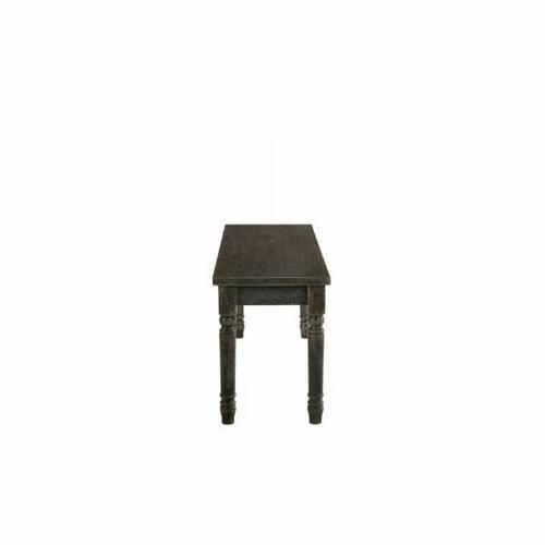 ACME Claudia II Bench - 71883 - Weathered Gray