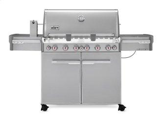 SUMMIT™ S-670™ NATURAL GAS GRILL - STAINLESS STEEL