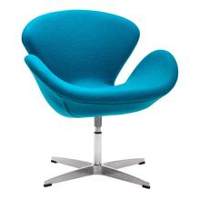 Pori Occasional Chair Blue
