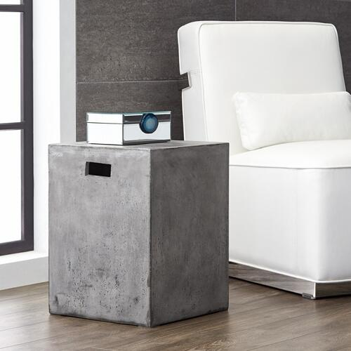 Castor End Table