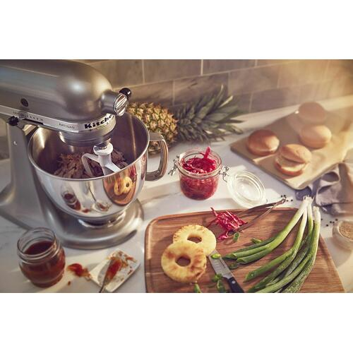 KitchenAid Canada - Artisan® Series 5-Quart Tilt-Head Stand Mixer - Contour Silver