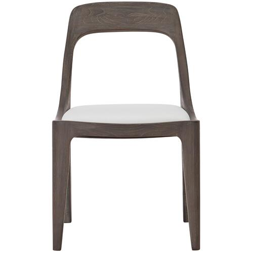 Corfu Side Chair in Smoked Truffle