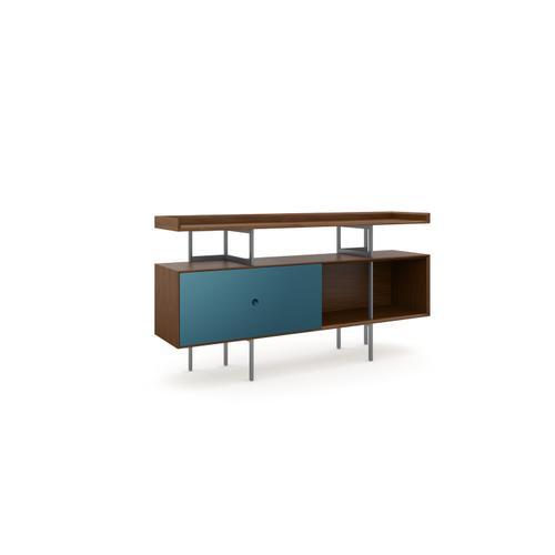 BDI Furniture - Margo 5211 Console in Toasted Walnut Marine