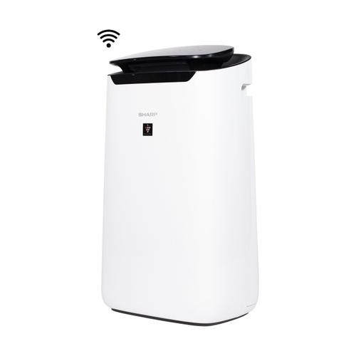Product Image - Sharp IoT Plasmacluster® Ion Air Purifier & True HEPA for Large Rooms (502 sq.ft.)