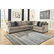 Bovarian - Stone 3 Piece Sectional Product Image