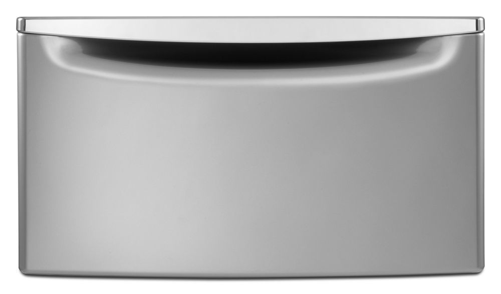 """Maytag15.5"""" Pedestal For Front Load Washer And Dryer With Storage"""