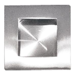 Square Pocket/Cup Pull w/Square Opening, US32D Product Image