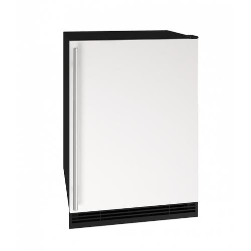 "Hre124 24"" Refrigerator With White Solid Finish (115v/60 Hz Volts /60 Hz Hz)"