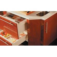 See Details - 700BRB Refrigerator Drawers - Carbon Stainless