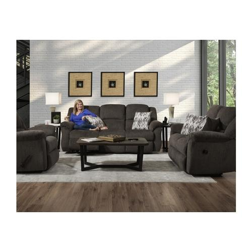 Homestretch - Double Reclining Loveseat