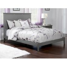 Madison Queen Bed in Atlantic Grey