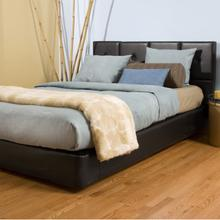 See Details - Twin Boxspring Cover Avanti Black (Cover Only)