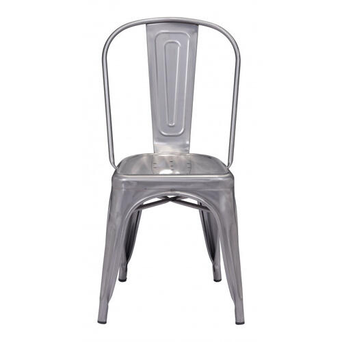 Elio Dining Chair Gunmetal