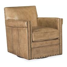 Living Room Potter Swivel Club Chair