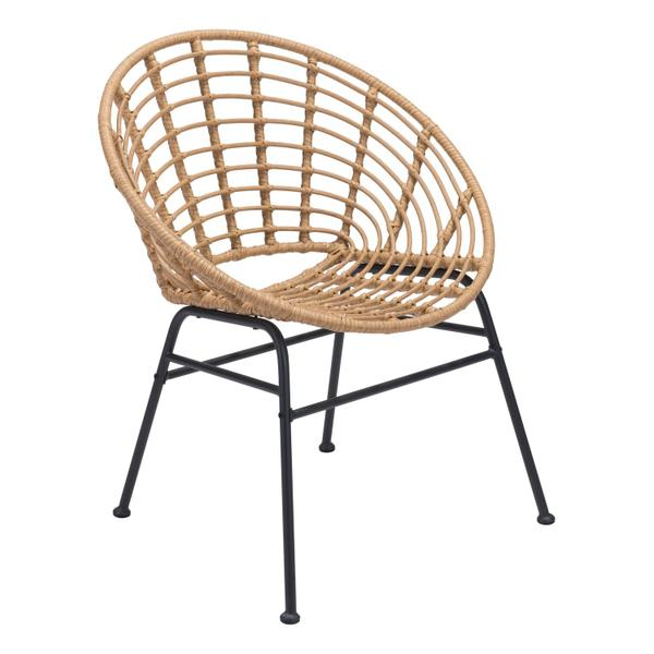 See Details - Cohen Dining Chair Natural