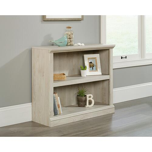 Sauder - 2-Shelf Bookcase