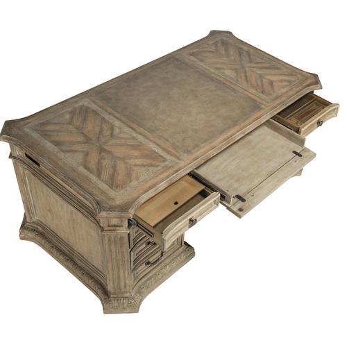 Hooker Furniture - Castella Executive Desk