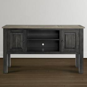 "Homestead Maple 54"" Credenza Low"