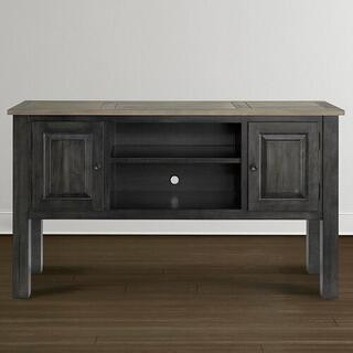 "Homestead Maple 64"" Credenza Low"