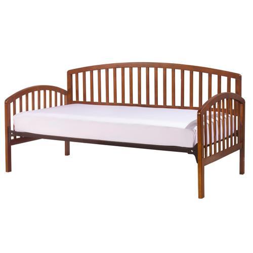 Hillsdale Furniture - Carolina Complete Twin Size Daybed, Walnut