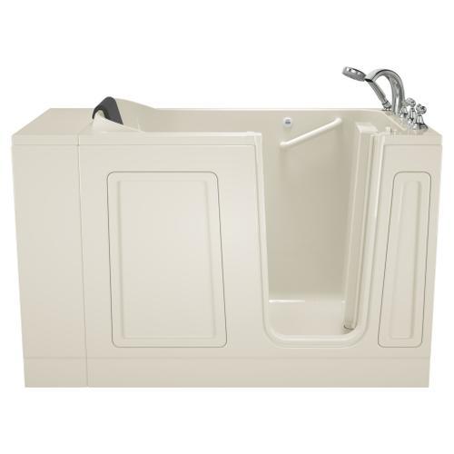 American Standard - Acyrlic Luxury Series 30x51 Walk-in Tub Right Drain  American Standard - Linen