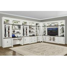 See Details - PROVENCE 13pc Library Desk Wall