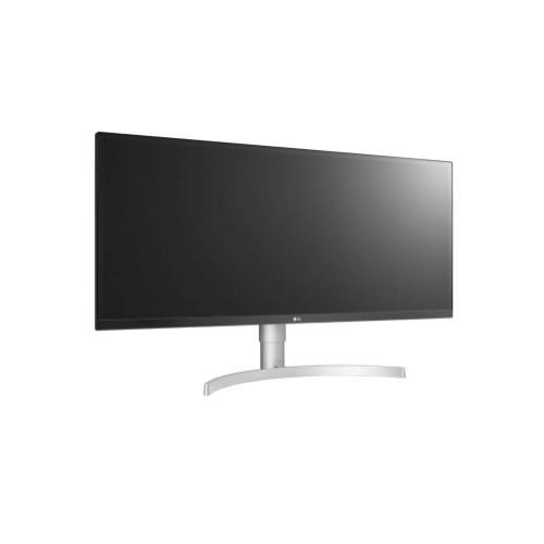 LG - LG 34WL850-W 34 Inch 21:9 UltraWide® WQHD Nano IPS Monitor with Thunderbolt™ 3