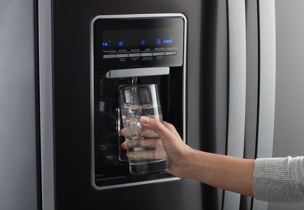 wrf560sehv whirlpool 30inch wide french door refrigerator