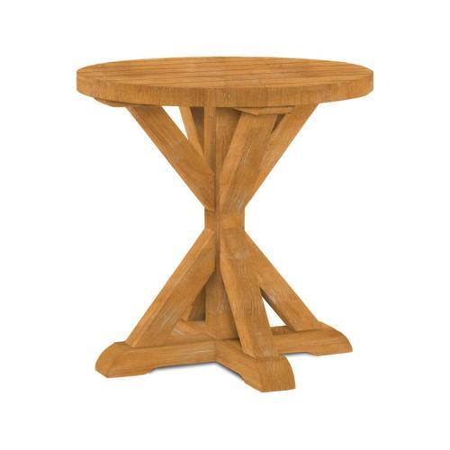 John Thomas Furniture - Sierra Round End Table