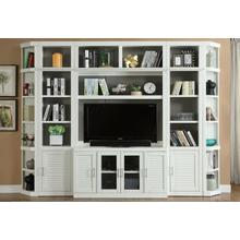 See Details - CATALINA 6 Piece Small Entertainment Wall
