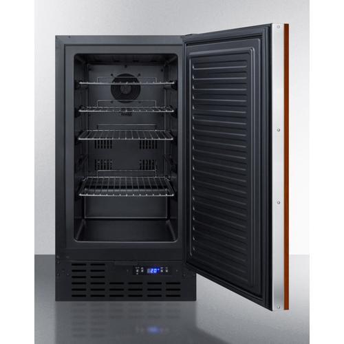 "18"" Built-in All-freezer"