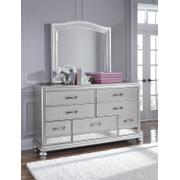 Coralayne - Silver 2 Piece Bedroom Set Product Image