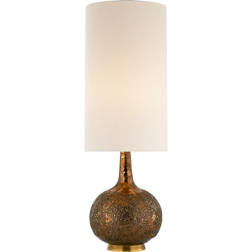 Visual Comfort - AERIN Hunlen 25 inch 75.00 watt Burnt Gold Table Lamp Portable Light