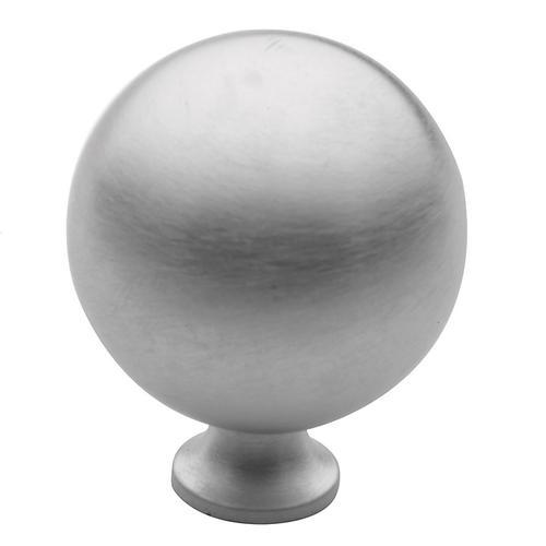 Baldwin - Satin Chrome Spherical Knob