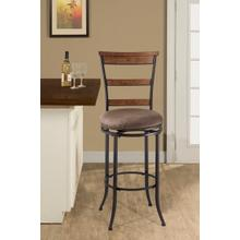 Charleston Ladderback Bar Stool