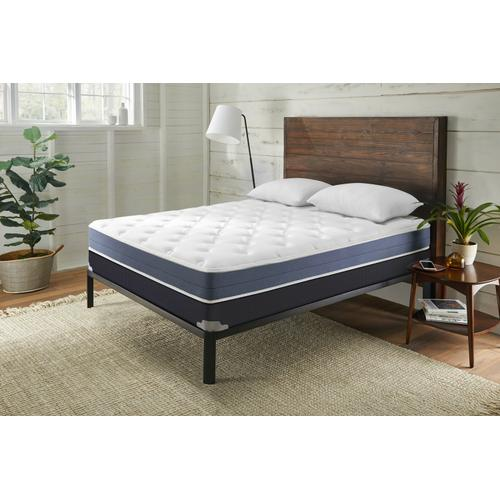 "American Bedding 11.5"" Plush Tight Top Mattress, California King"