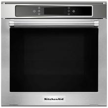 See Details - 24-Inch 2.6 cu. ft. True Convection Oven - Stainless Steel