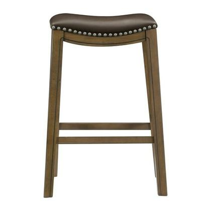 See Details - 29 Pub Height Stool, Brown