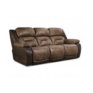 HomestretchDouble Reclining Power Sofa