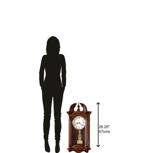 Howard Miller - Howard Miller Everett Wall Clock 625253
