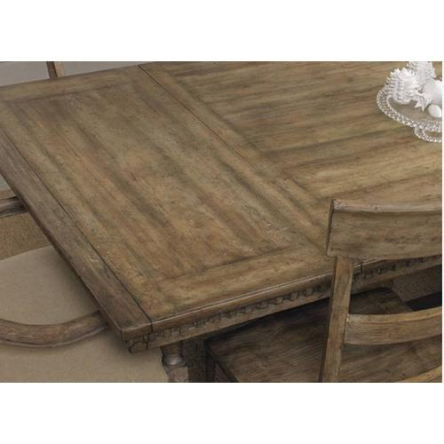 Hooker Furniture - Sorella Rectangle Dining Table w/2-18'' leaves