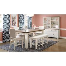 Dana Point Buffett W/ 2 Drawers, 4 Doors