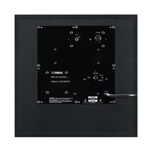 NS-SW100BL Powered Subwoofer