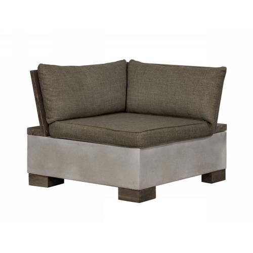 VIG Furniture - Modrest Delaware - Modern Concrete Corner