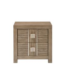 See Details - Salon 2 Drawer Lighted Nightstand
