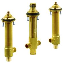 Rough Brass Widespread Roman Tub Rough-In Valve (Mid-Town® Only)