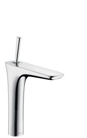 Chrome Single-Hole Faucet 200, 1.2 GPM Product Image