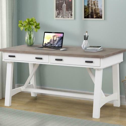 See Details - AMERICANA MODERN - COTTON 60 in. Writing Desk